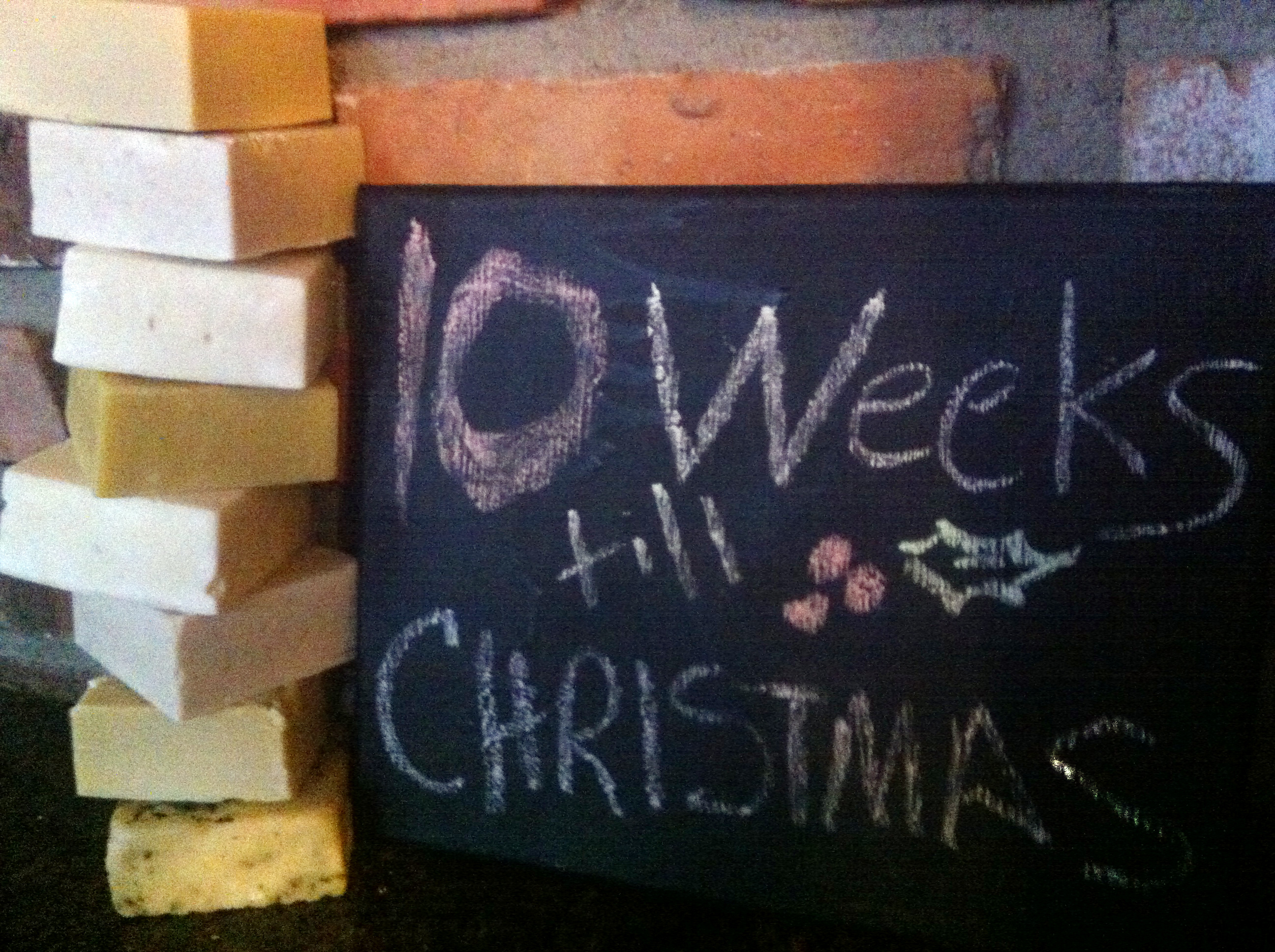 Until Christmas 10 Weeks Till Christmas.Hurry 10 Weeks Till Christmas Minnesota Goat Farm